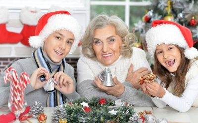 The 3 Do's to Get in the Holiday Spirit for Seniors, Families, and the Community