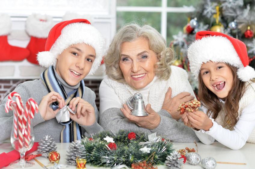 Seniors During The Holidays Regency Retirement Birmingham