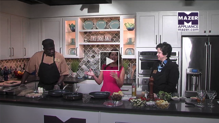 Chef Austin of Regency Birmingham featured on Talk of Alabama