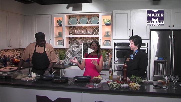 Chef Austin of Regency Birmingham featured on Talk of Alabama