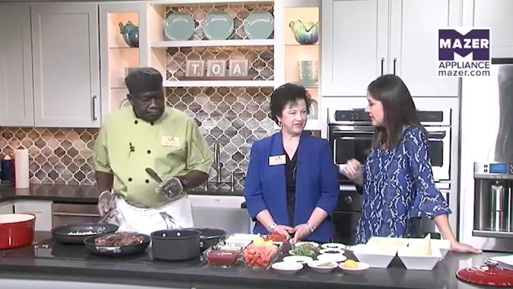 Regency Retirement Cooking TOA 8 14 19