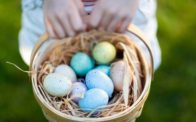 Families Come Join Us: Easter Egg Hunt
