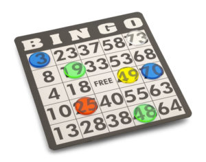 Residents at Regency Senior Living in Birmingham are making the most of social distancing during the coronavirus outbreak with things like BINGO from a safe distance.