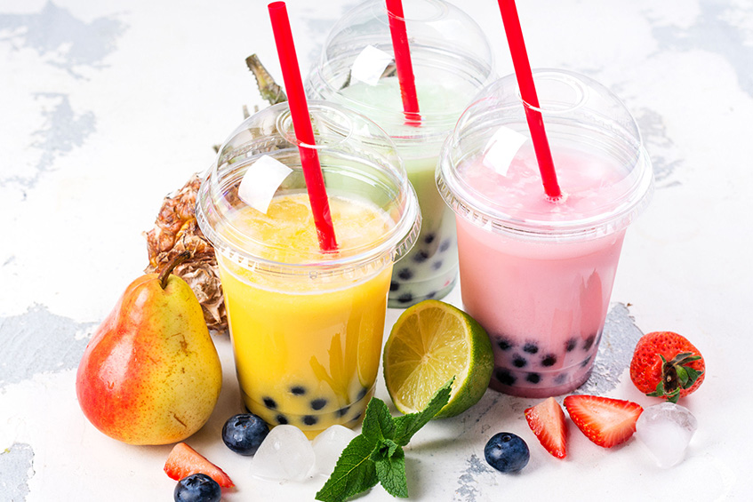 Mother's Day Drive-Through Smoothie Extravaganza