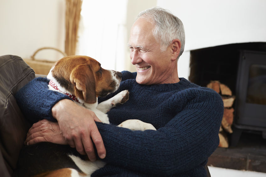 Enjoy independent senior living at Regency Birmingham, where you can have up to two pets in your apartment.