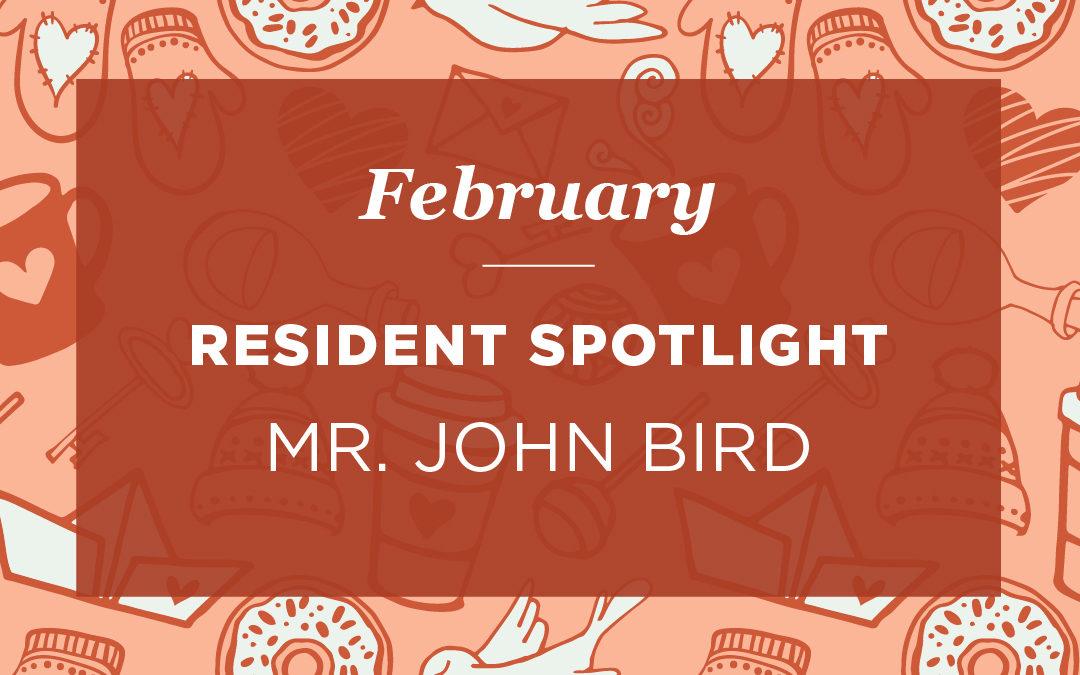 Mr. John Bird