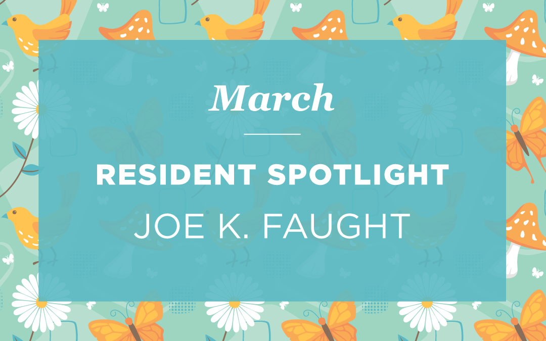 Joe K. Faught
